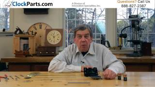 Quad Chime Movement - Learn How To Build A Chime Clock