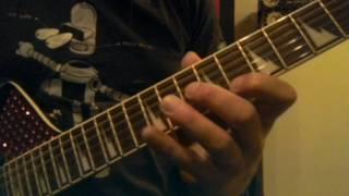 Игра на гитаре. Урок 29 гаммы вертушки