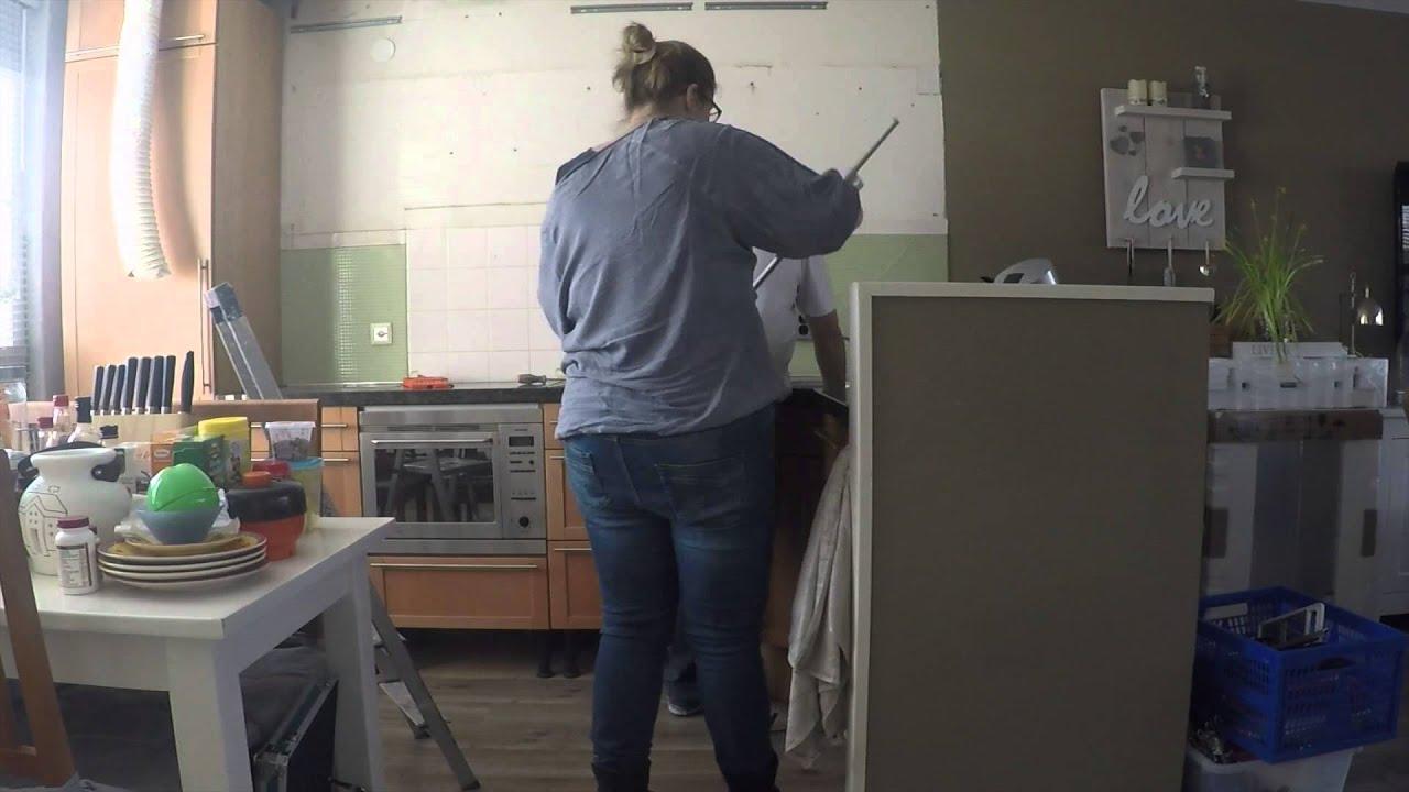 Beste Keuken Demonteren : Keuken demontage youtube