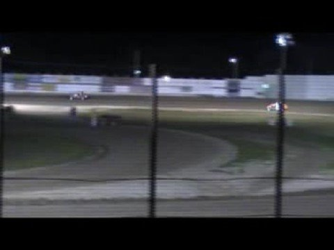 WHIP CITY SPEEDWAY : Quad 4 Feature October 11, 2008