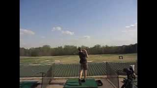 My swing theory Draw shot right & left handed