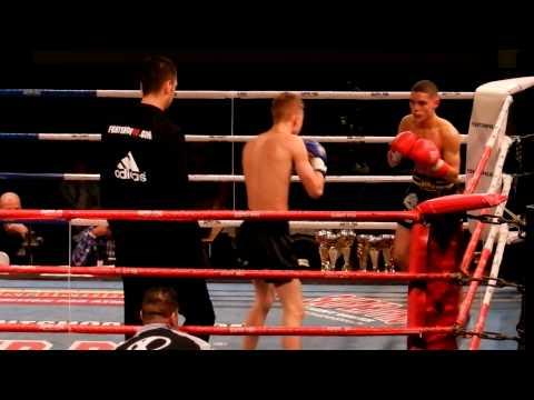 Valeri Maliouga (FC De Hollander) vs Azdin Azerkan (sportcenter 010) 'Round 6 Zoetermeer'