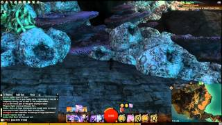 Guild Wars 2 - Cathedral of Silence Vista Point (Cursed Shore) (PC)