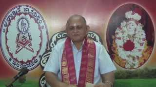 Viveka Chudamani : Day 72 : Shlokam 326 327 328 : By Sri Chalapathirao