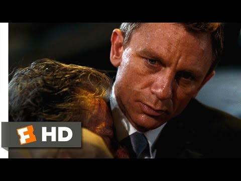 Quantum of Solace (6/10) Movie CLIP - Forgive Yourself (2008) HD