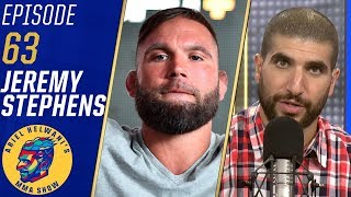 Jeremy Stephens loving time in Mexico ahead of Yair Rodriguez fight | Ariel Helwani's MMA Show