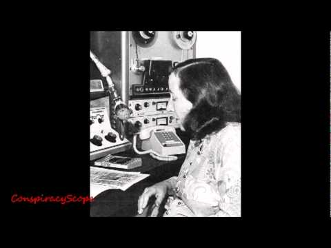 Mae Brussell: Ted Kennedy Framed at Chappaquiddick (07-28-1971)