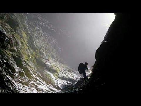 Gila Mau maunya orang  Penemuan gua terbesar di Dalam laut Meksiko