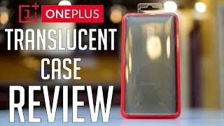 OnePlus 2 Official Translucent Cover Review
