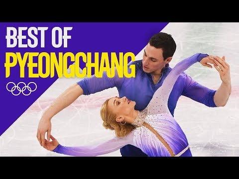 Savchenko and Massot's Full Gold Medal Performance and Reaction! | Pyeongchang 2018 | Eurosport