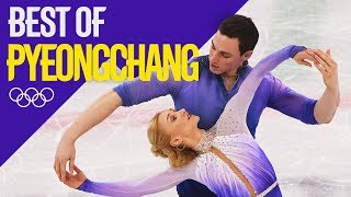 Aljona Savchenko and Bruno Massot's Full Gold Medal Performance! | Pyeongchang 2018 | Eurosport