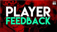 Should Game Designers Listen to Negative Feedback?