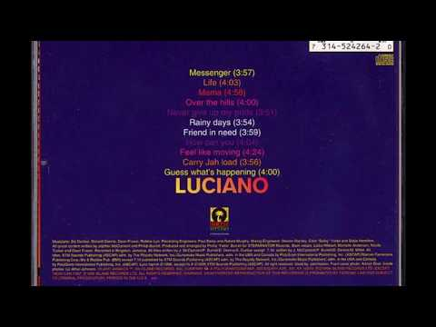 luciano - messenger(1996) - full album