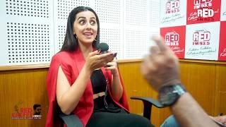 Nikki Galrani   Redcarpet   RJ Mike   Red FM Malayalam