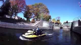 Intrepid Cottager Sea-Doo Tour: Rice Lake & Otonabee River