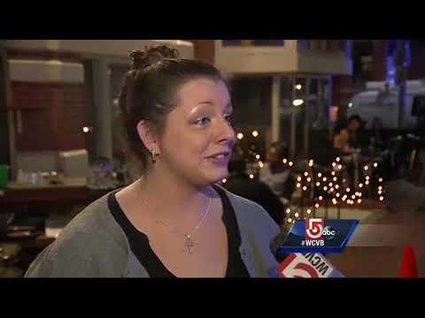 'I think we deserve it.' Bostonians enjoy warm weather