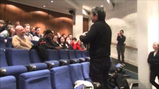 Q&A with Director Lin Leh-chyun, SOAS, University of London