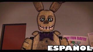 (SFM/FNAF) Dismantled Friend (Cap 2)(Español)(By Shadow Animations SFM)