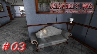 Delaware St. John 1: The Curse of Midnight Manor ⫸Englisch⫷ #03