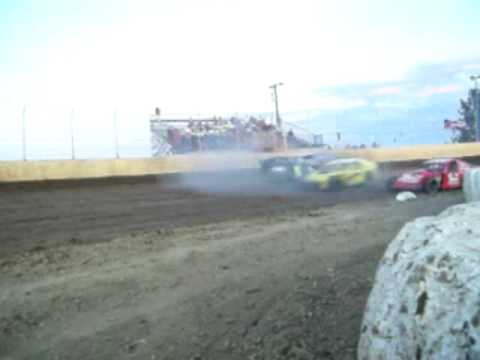 SIghts&Sounds: Modifieds July 18th Marysville Raceway Park