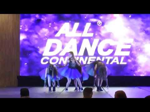 Energy Girls - ALL DANCE BRAZIL 2017