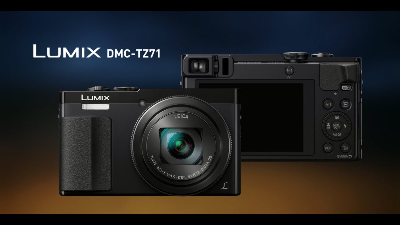 Panasonic Lumix Tz71 Travellerzoom