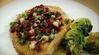 〈拉姆齊上菜〉煎鰩魚配甜菜根與帕瑪森│Gordon Ramsay