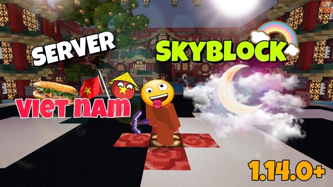 [MCPE] Server Minecraft PE Việt Nam đáng chơi trong mùa dịch Covid-19 | Chơi Server không cần Xbox ?