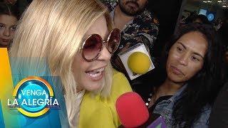 ¡Itati Cantoral no cree en el retiro de Verónica Castro! | Venga La Alegría