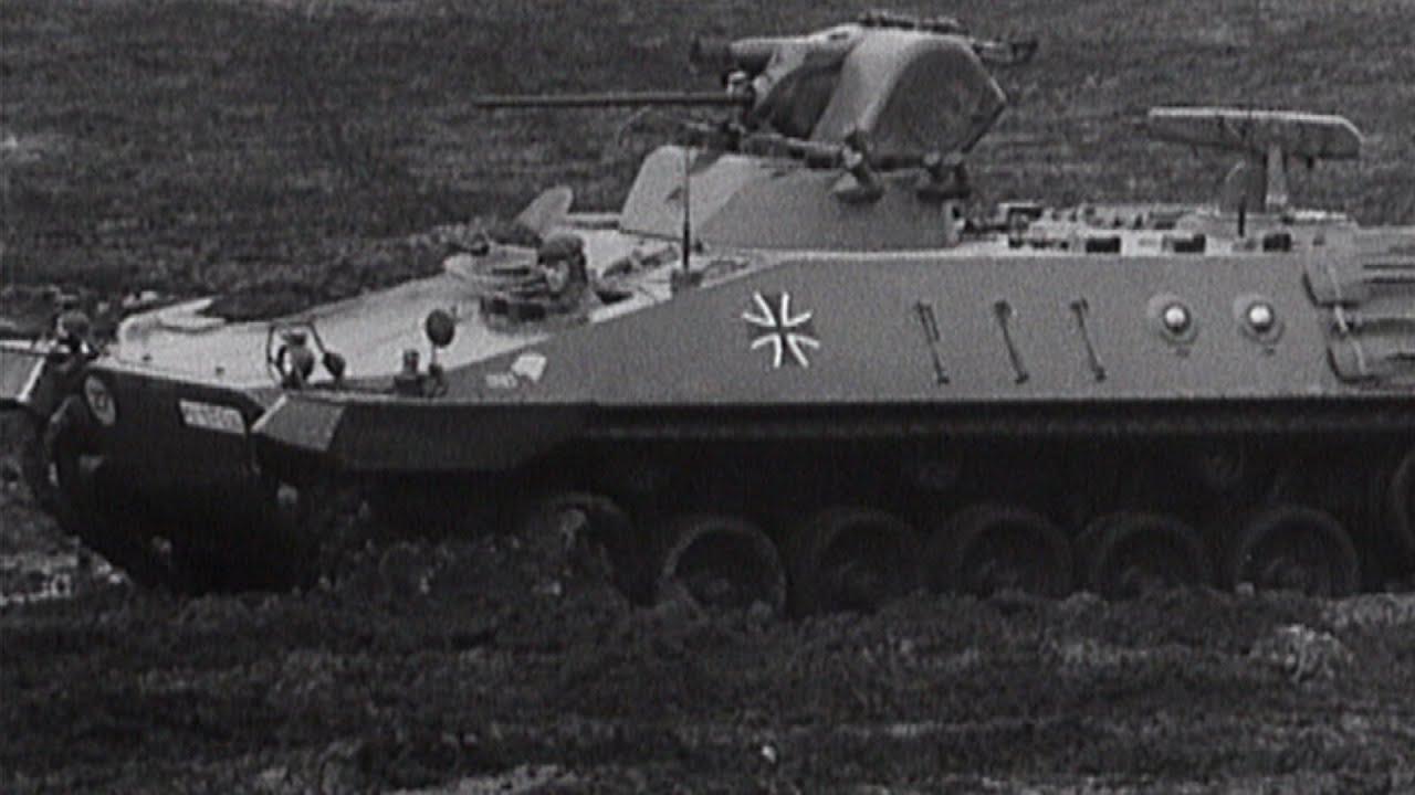 classix sch tzenpanzer marder 1969 bundeswehr youtube. Black Bedroom Furniture Sets. Home Design Ideas