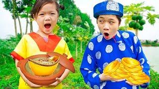 Trạng Tí Niêu Đất Thần Kỳ ❤ Thần Đồng Đất Việt - Trang Vlog