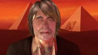 iClone4 - Benny Sweats in the desert