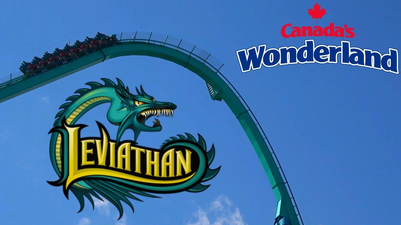 Leviathan Off Ride - Canada's Wonderland