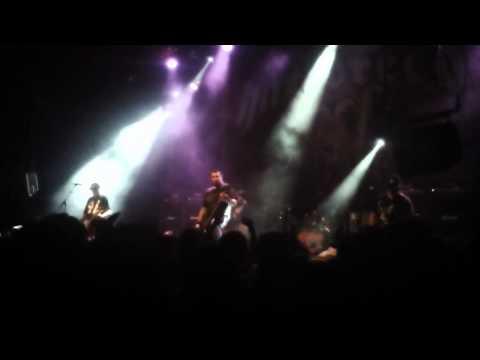 Hatebreed hengelo - tear it Down.MOV