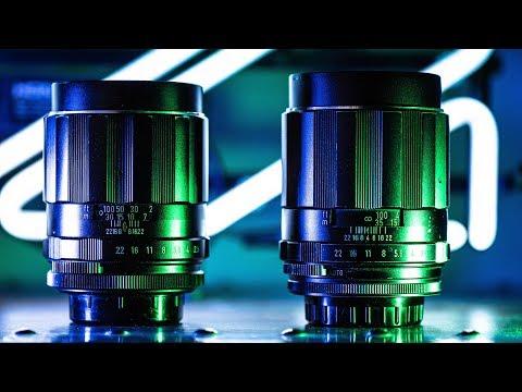Pentax Takumar 135mm F2.5 Review - 6 Elements VS 5 Elements