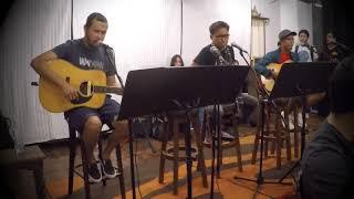 PANAHON NANAMAN  with Ebe Dancel, Bullet Dumas and Johnoy Danao at studioM