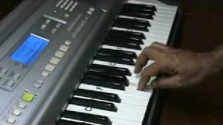 sawan ka mahina pawan.. Flute by mmv on keyboard