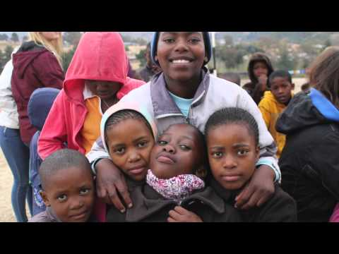 Lesotho Youth Group 2014