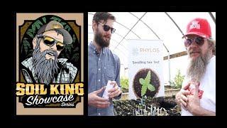 Soil King Showcase Season 1 Episode #3 (Phylos Bioscience)