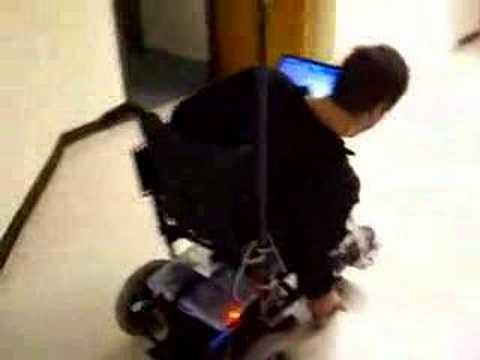 Wheelchair Test 1b