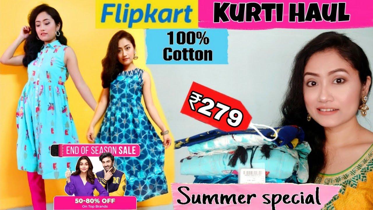 Flipkart Online Shopping | FlipKart Kurti Haul ...
