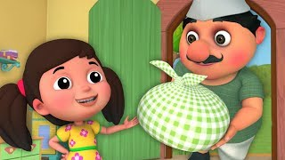 Dhobi Aaya Dhobi Aaya | Bachon Ke Geet | धोबी आया | Kids Channel India | Hindi Nursery Rhymes