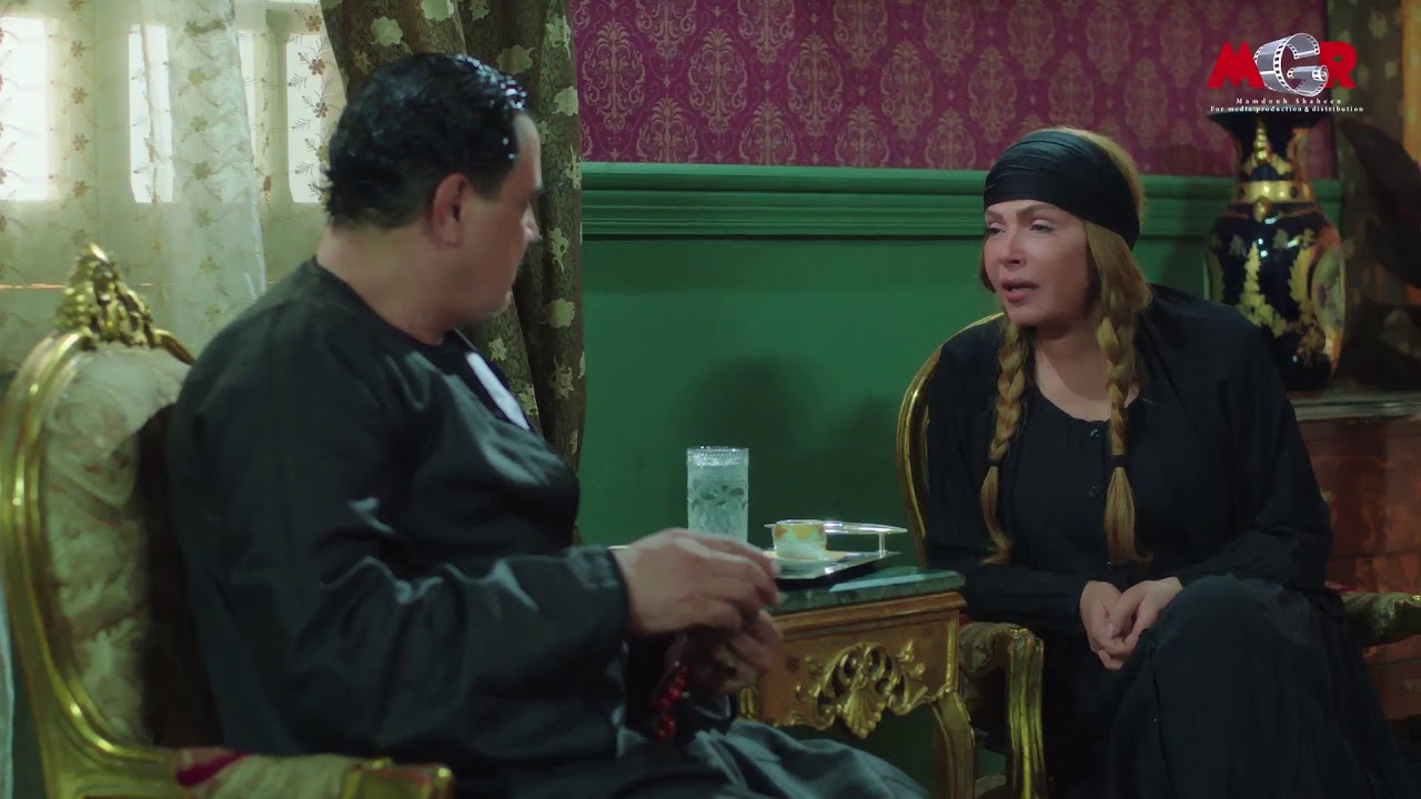خبث الستات ملوش اخر لكن مع مروان كان فى كلام تانى ..!!