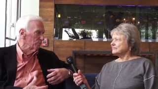 Gene Cernan The Last Man on the Moon Dr Donna interview SXSW