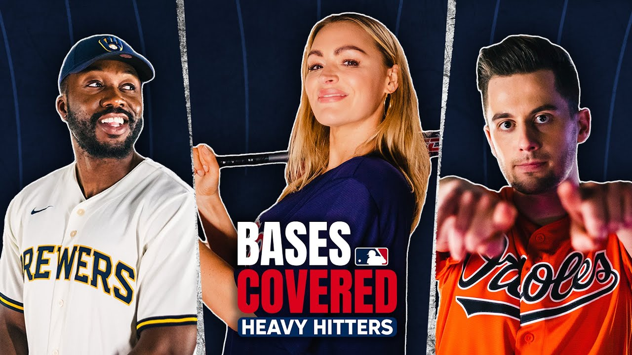 Do NOT troll Laura Woods!   Bases Covered Heavy Hitters: Ep 2