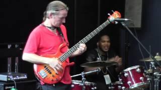 Bass Musician Magazine NAMM 2016 - Doug Johns