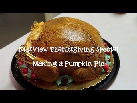 Pumpkin Pie Pt 2