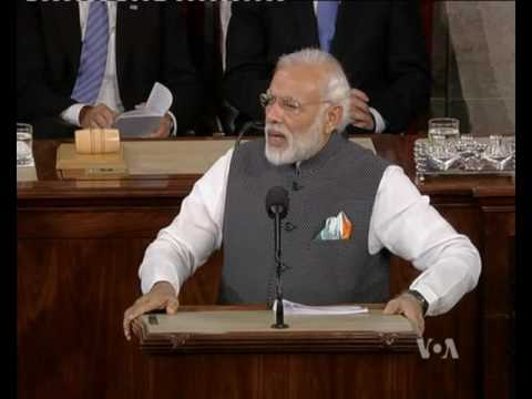 India's strong economy & fast growth are creating new opportunities for our mutual prosperity: PM