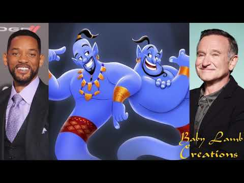 Aladdin: Friend Like Me (Robin Williams/Will Smith Mashup)
