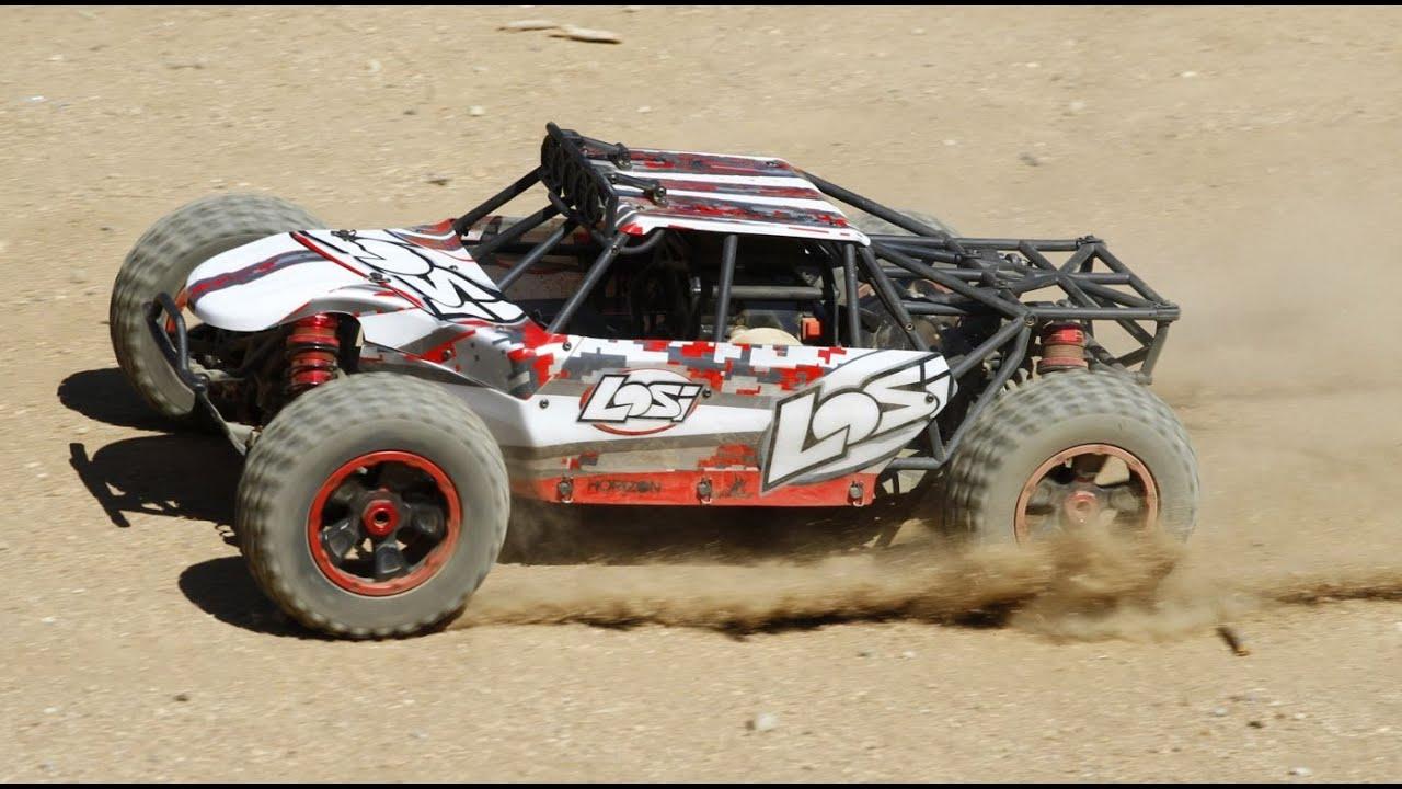Losi desert buggy xl maiden db xl 1 5 4x4